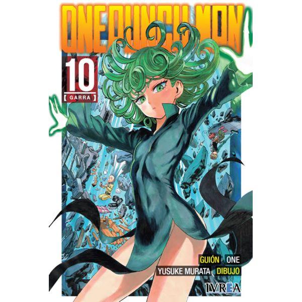 One Punch Man #10 (Spanish) Manga Oficial Ivrea
