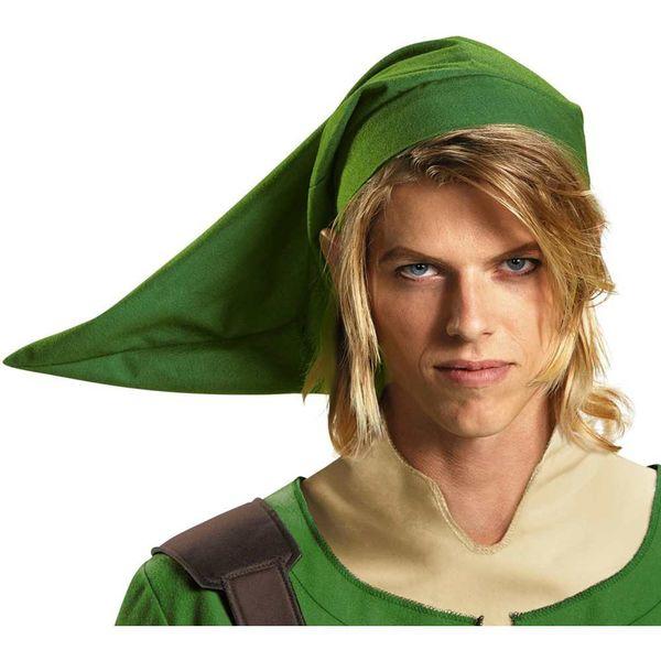 Set  The Legend of Zelda - Ears and Hat Link Adult