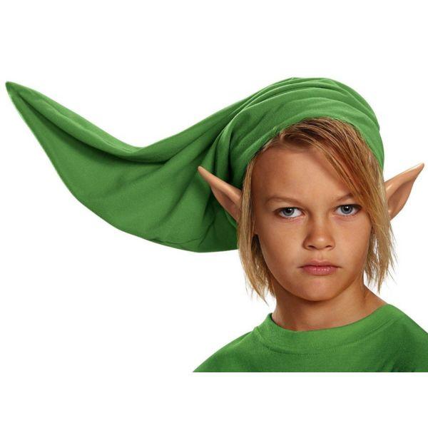 Set The Legend of Zelda - Orejas y Gorro Link Niño
