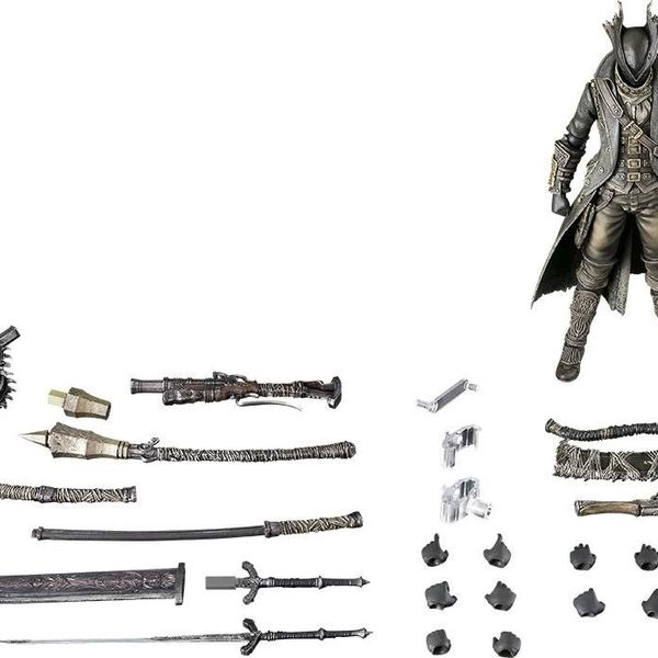 Hunter The Old Hunters Edition Figma 367 DX Bloodborne