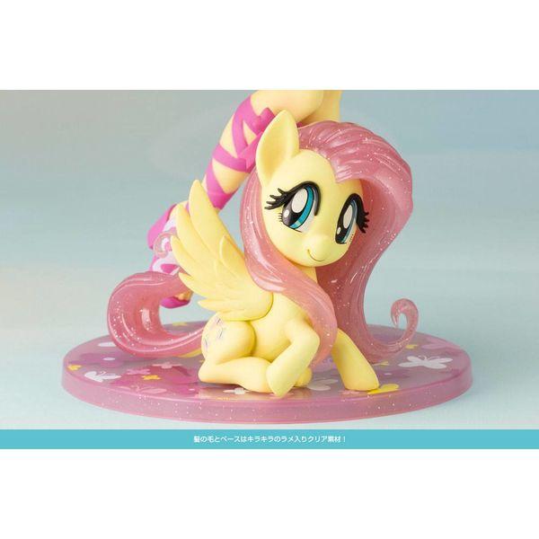 Figura Fluttershy Limited Edition My Little Pony Bishoujo
