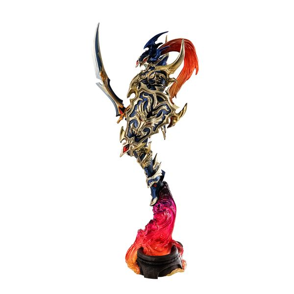 Figura Black Luster Soldier Recolored Yu Gi Oh Duel Monsters Art Works Monsters