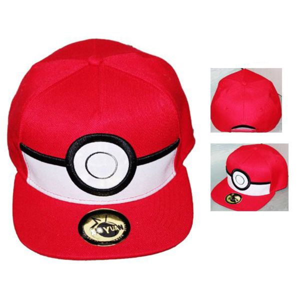 Gorra Pokeball Pokemon  9c46f084840