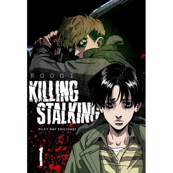 Killing Stalking #01 Manga Oficial Milky Way Ediciones (spanish)