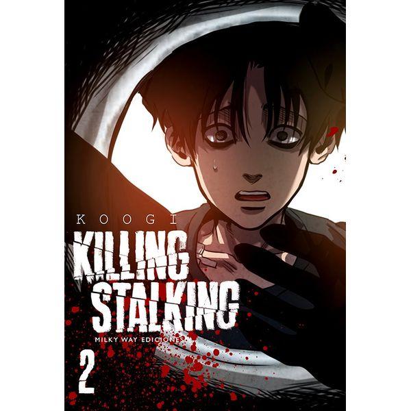 Killing Stalking #02 Manga Oficial Milky Way Ediciones (spanish)