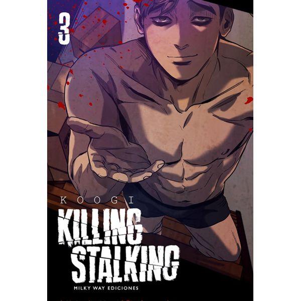 Killing Stalking #03 Manga Oficial Milky Way Ediciones