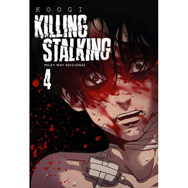 Killing Stalking #04 Manga Oficial Milky Way Ediciones (spanish)