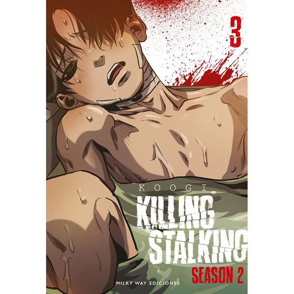 Killing Stalking Season 2 #03 Manga Oficial Milky Way Ediciones (Spanish)