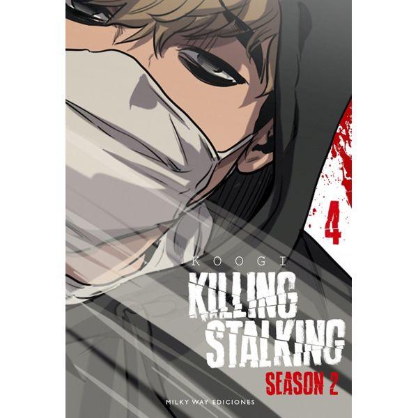 Killing Stalking Season 2 #04 Manga Oficial Milky Way Ediciones