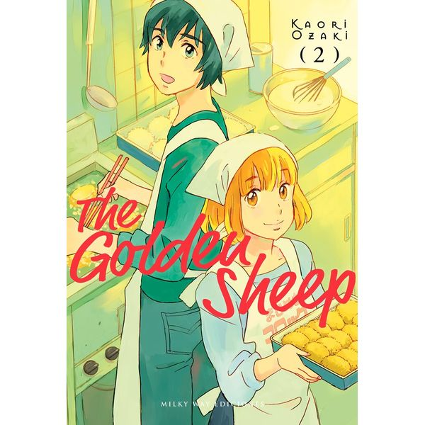 The Golden Sheep #02 Manga Oficial Milky Way Ediciones