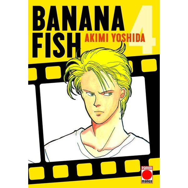 Copy Banana Fish #0 Manga Oficial Panini Manga (spanish)
