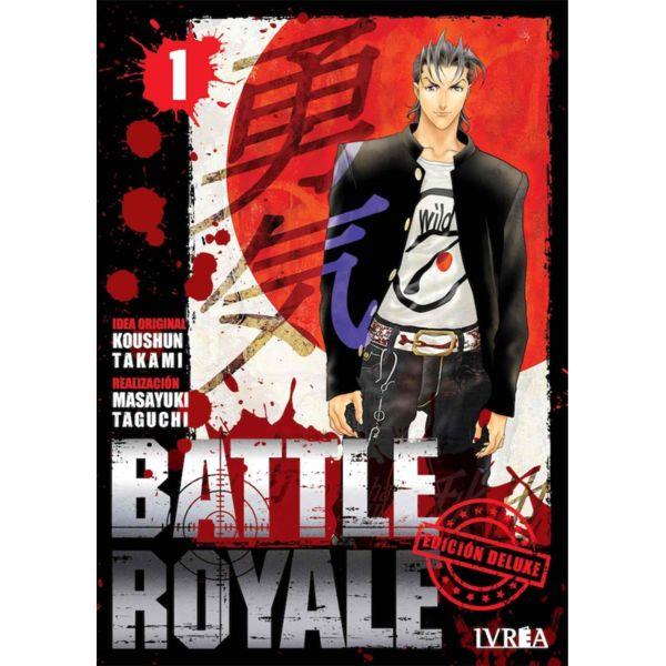 Battle Royale Edición Deluxe #01 Manga Oficial Ivrea (spanish)