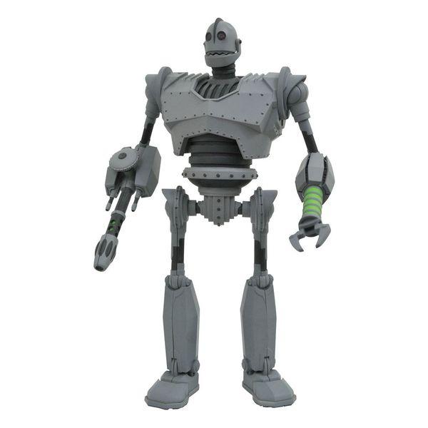 Battle Mode Iron Giant Figure Iron Giant Select