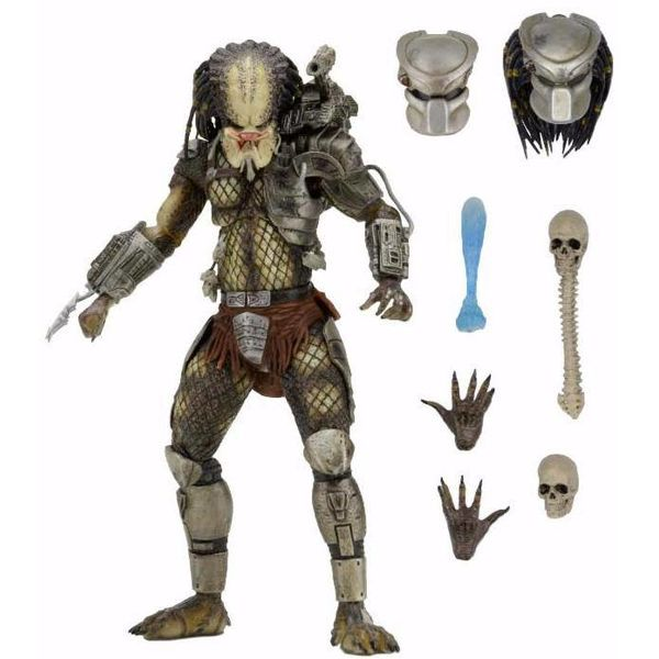 Figura Predator Jungle Hunter Depredador Ultimate