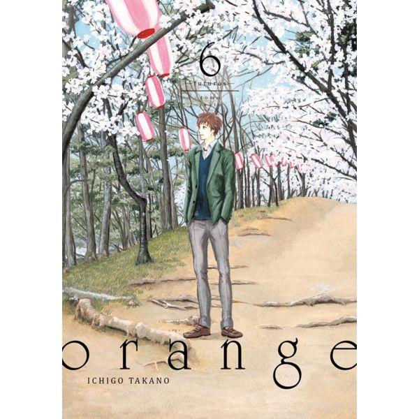 Orange #06 (Spanish) Manga Oficial Tomodomo