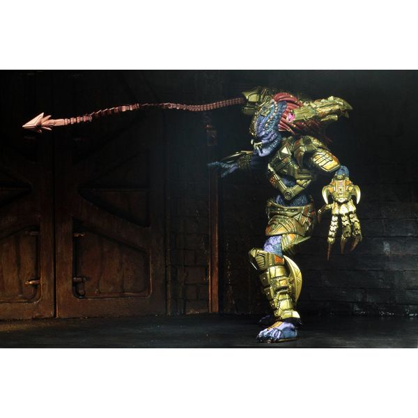 Figura Lasershot Predator Depredador Ultimate