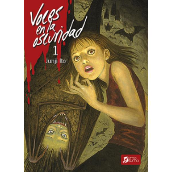Voces en la Oscuridad #01 Manga Oficial Tomodomo