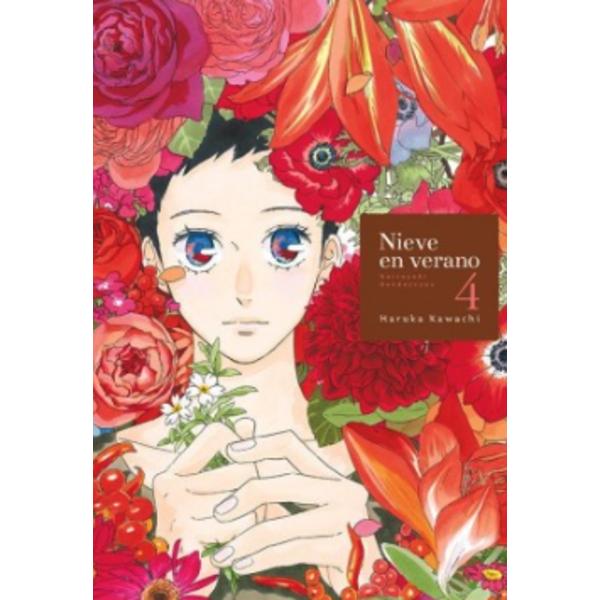 Nieve en verano #04 Manga Oficial Tomodomo