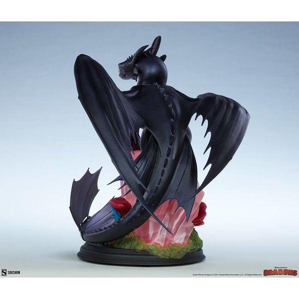 Estatua Desdentado Como Entrenar A Tu Dragon