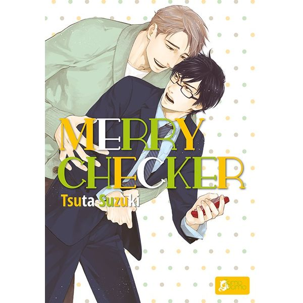 Merry Checker Manga Oficial Tomodomo (spanish)