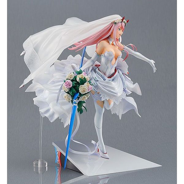 Figura Zero Two For My Darling Darling in the Franxx