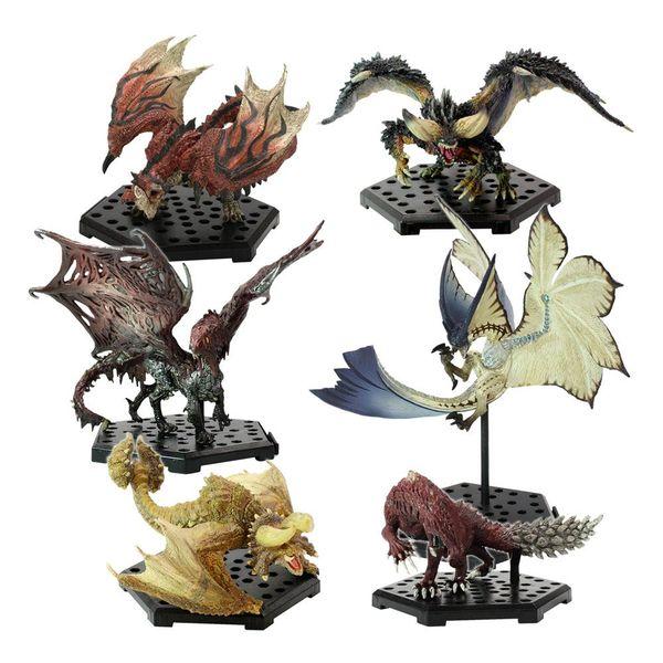 Figura Aleatoria Monster Hunter Capcom Figure Builder Standard Model Plus The Best Vol. 9-10-11