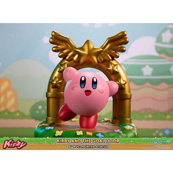 Figura Kirby And The Goal Door Kirby