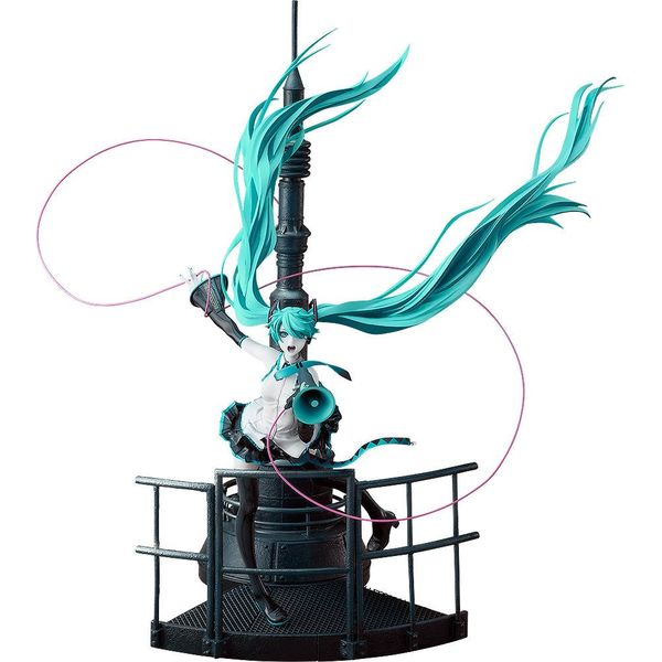 Figura Hatsune Miku Love Is War Refined Ver Vocaloid