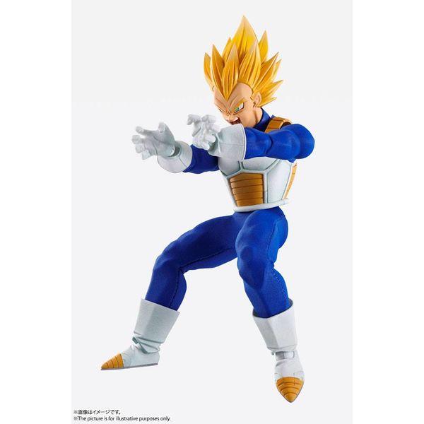 Figura Vegeta SSJ Dragon Ball Z Imagination Works