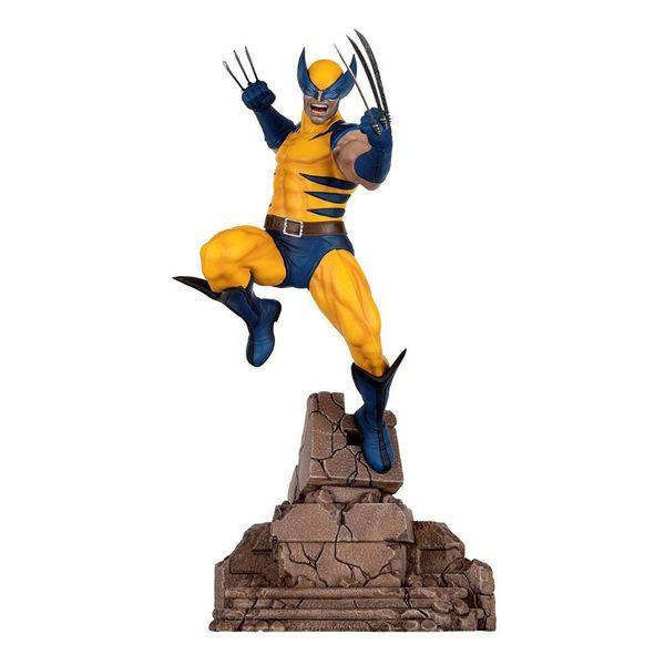 Wolverine Marvel Future Fight Figure Marvel Comics