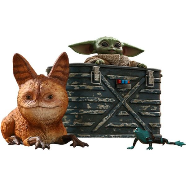 Grogu Star Wars The Mandalorian Figure Hot Toys
