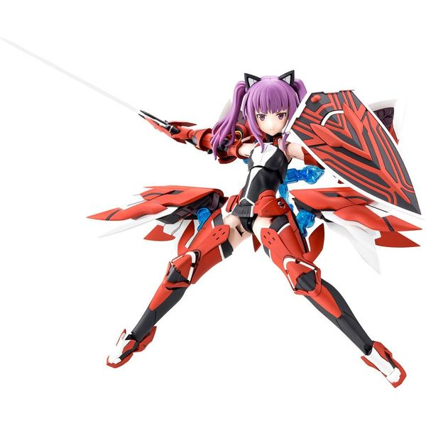 Model Kit Ayaka Ichijo Alice Gear Aegis