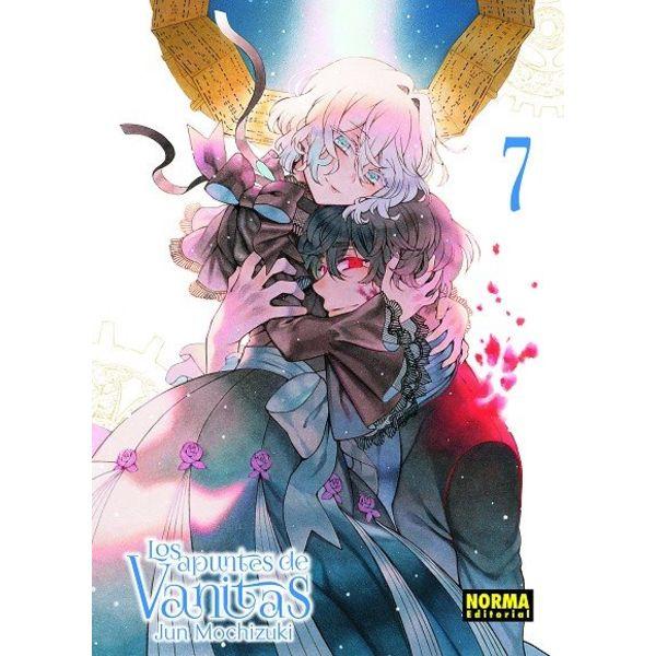 Los Apuntes De Vanitas #07 Manga Oficial Norma Editorial
