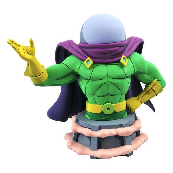 Busto Mysterio Marvel Animated Series