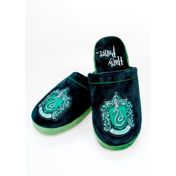 Zapatillas Harry Potter - Slytherin Abiertas