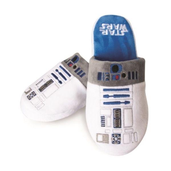 Zapatillas Star Wars - R2D2 Abiertas