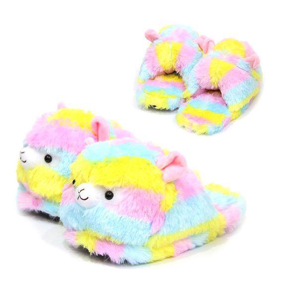 Zapatillas Rainbow Alpaca