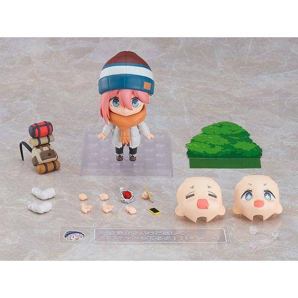 Nendoroid 1623 Nadeshiko Kagamihara Solo Camp Ver Laid Back Camp