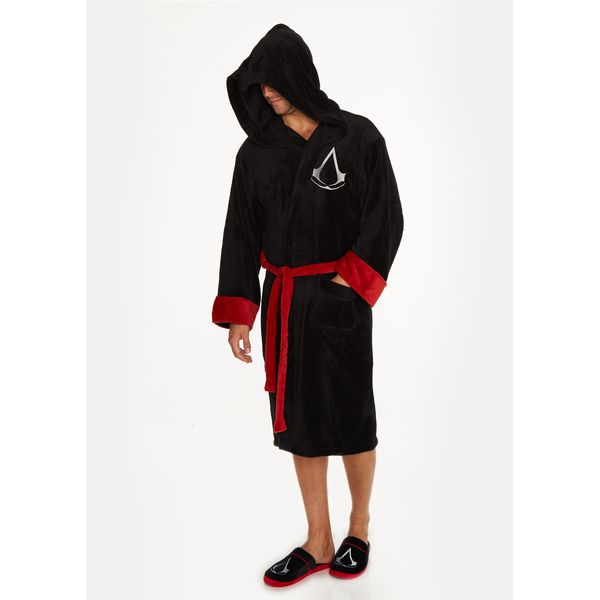 Bata Polar Assassin's Creed Negra