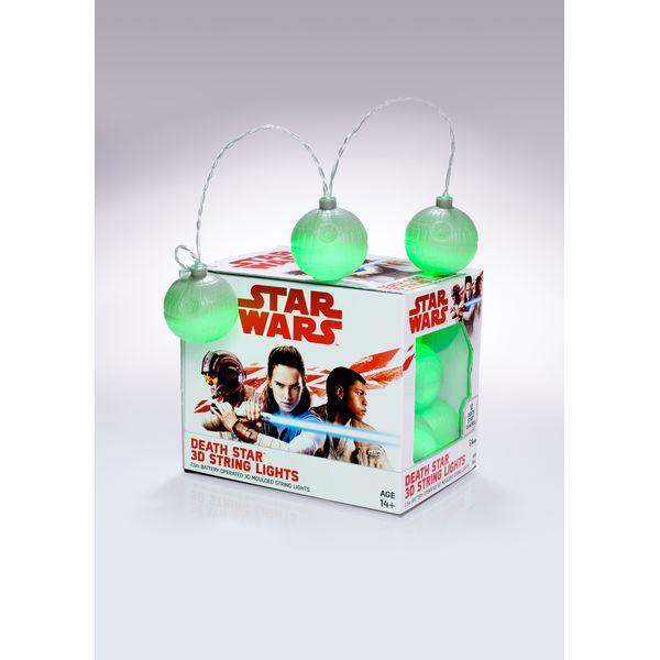 Star Wars Death Star 3D String Lights