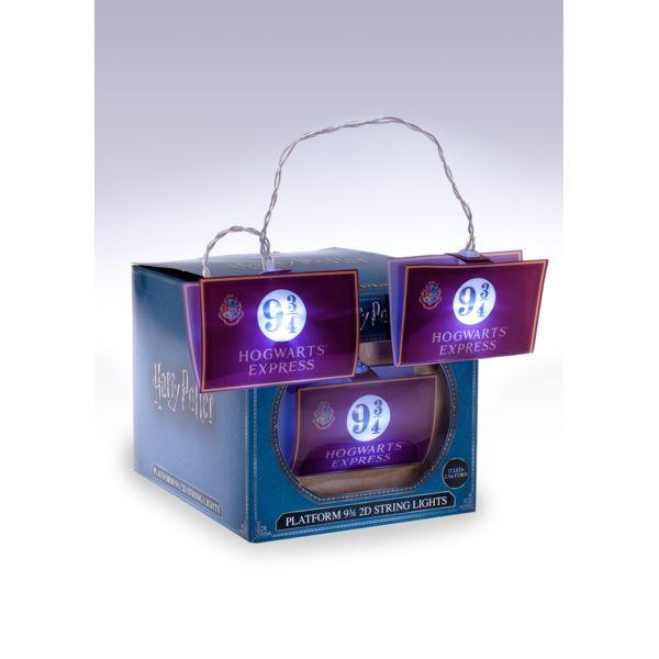 Luces Hogwarts Express Harry Potter Mixed 2D String Lights