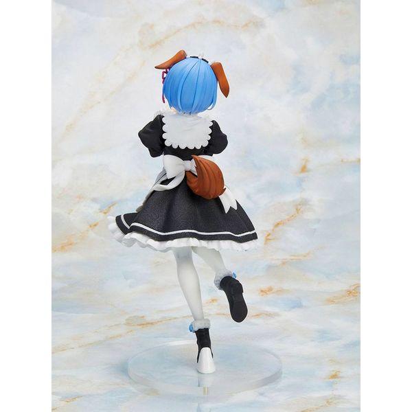 Rem Memory Snow Dog Ver Figure Re:Zero Coreful
