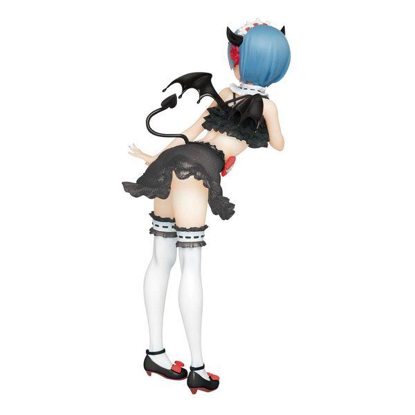 Figura Rem Pretty Devil Ver Renewal Re:Zero Precious