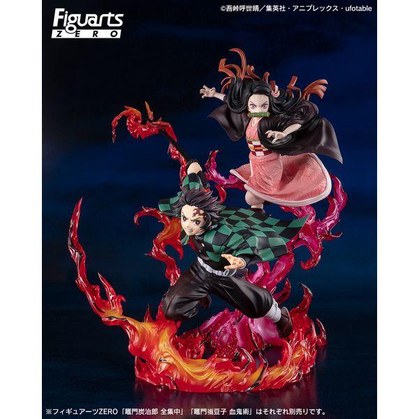 Figuarts Zero Nezuko Kamado Blood Demon Art Kimetsu no Yaiba