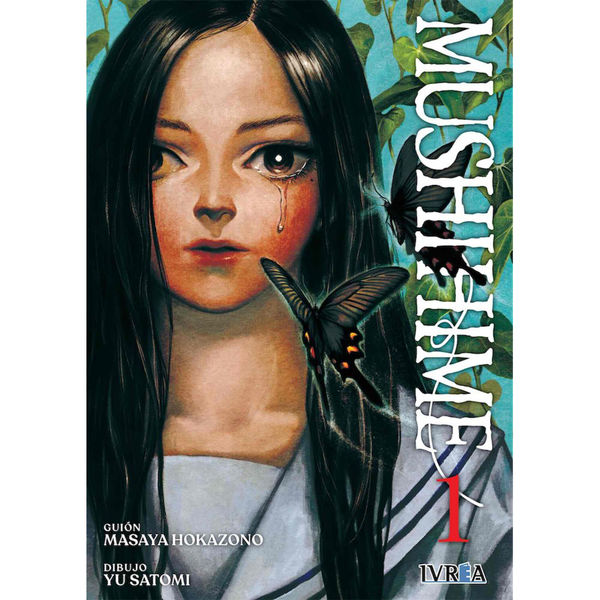 Mushihime #01 Manga Oficial Ivrea