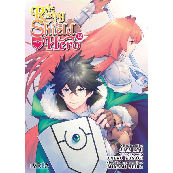 The Rising Of The Shield Hero #12 Manga Oficial Ivrea