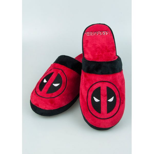 Zapatillas Deadpool Marvel Comics Abiertas