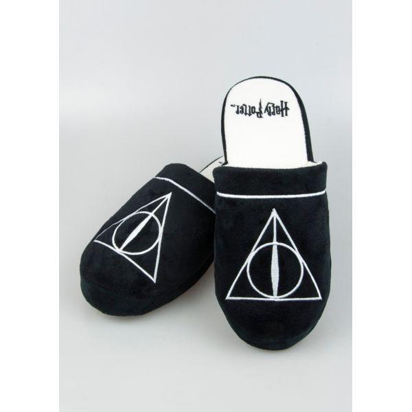 Zapatillas Reliquias de la Muerte Harry Potter Abiertas