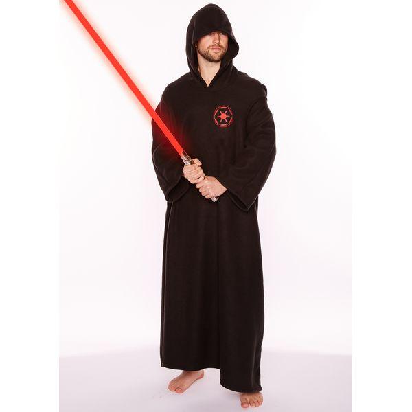 Pijama Sith Star Wars Capa