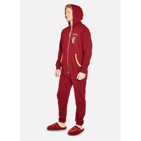 Pijama Quidditch Harry Potter Jumpsuit